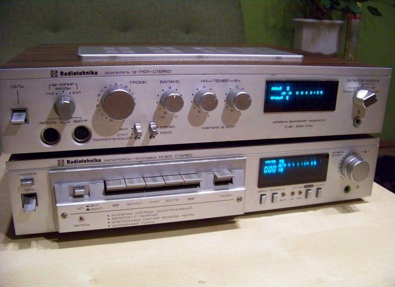 радиотехника-М201