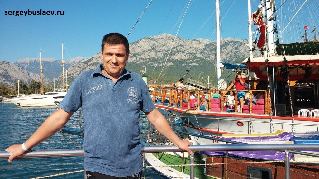 Мой отпуск в Турции. На этот раз, город Кемер.